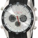 U.S.-Polo-Assn.-Sport-Mens-US9061-Black-Rubber-Strap-Watch-150x150